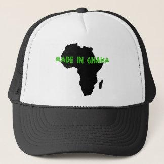 Grönt som göras i Ghana Truckerkeps