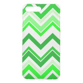 Grönt sparremönster för limefrukt iPhone 7 plus skal