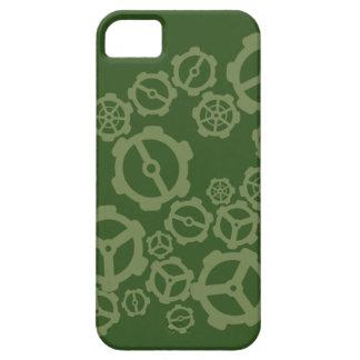 Grönt utrustar iPhone 5 cover