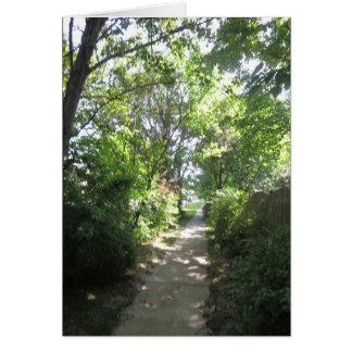 Gröntalla för amerikanen NVN722 träd - ämna ROLIGA Hälsningskort