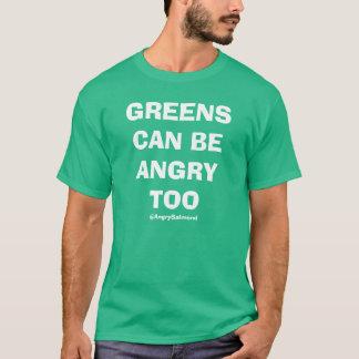 Gröntar kan vara ilskna för tshirts