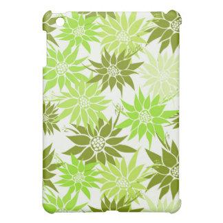 Gröntblommor iPad Mini Skydd