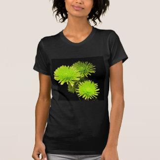 Gröntblommor Tee Shirts
