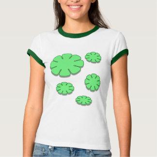 gröntblommor tshirts