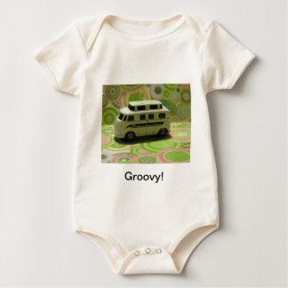 Groovy buss body för baby