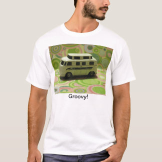 Groovy buss t shirts