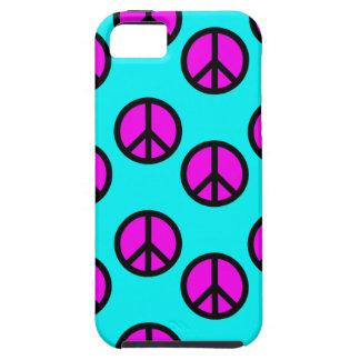 Groovy tonåring Hippiekricka- och iPhone 5 Cases