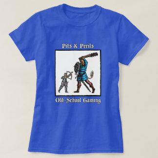 Grop- & riskdam utslagsplats t-shirt