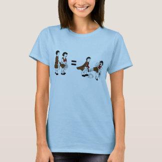 Groper--blått T Shirt