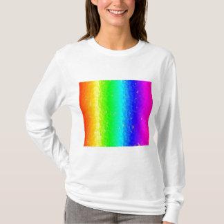Gropig regnbåge tröja