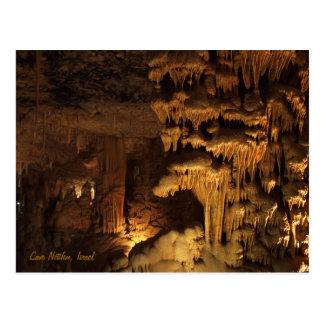 Grotta Netifim, Israel Vykort