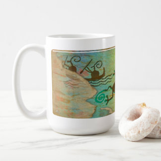 Grottaboningindian Kaffemugg