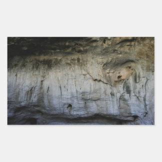 Grottahelheter Rektangulärt Klistermärke