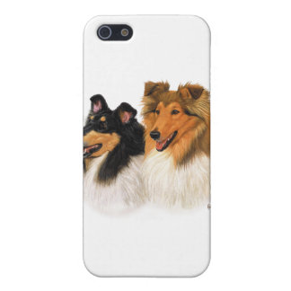 Grov Collie iPhone 5 Fodral