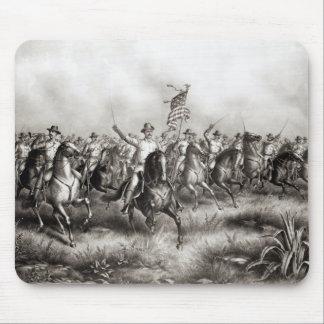 Grova ryttare: Överste Theodore Roosevelt Mus Matta