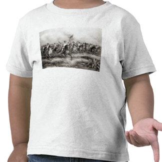 Grova ryttare: Överste Theodore Roosevelt Tee Shirt