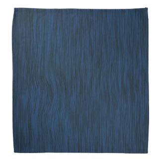 Grovt trä i blåttfullföljandeBandana Bandana