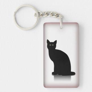 Grphic svart katt