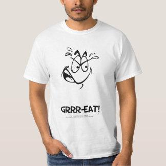 Grrr-äta - argen t shirt