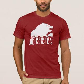 GRRR! Björn (vit) T-shirts