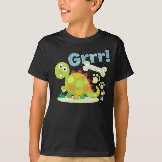 Grrr! Dinosaur Tee Shirts