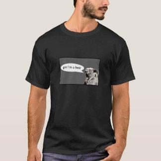 Grrr mig förmiddag en björn tee shirts