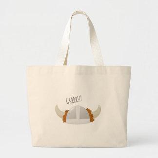 Grrr Viking Tote Bags