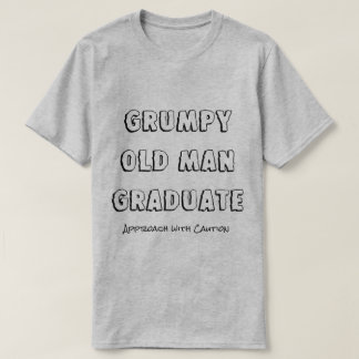 GRUMPY GAMAL MAN T-SHIRT