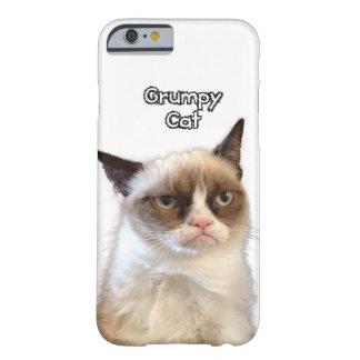 Grumpy katttelefonfodral barely there iPhone 6 skal