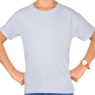 Grundläggande Hanes för beställnings- flickor T Shirts