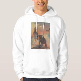 Grundläggande Hooded tröja