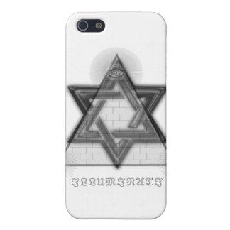 Grundläggande Illuminati iPhone 5 Hud