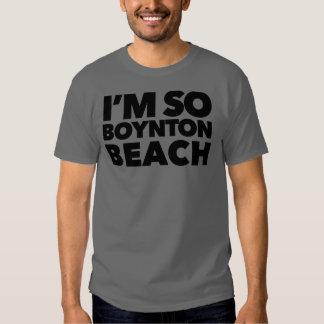 Grundläggande mörk T-tröja, I-förmiddag så Boynton T Shirt