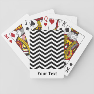 Grundläggande sparre som leker kort spel kort