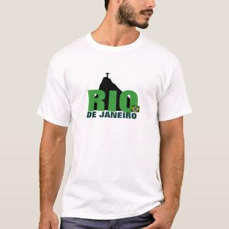 Grundläggande t-skjorta från Rio de Janeiro Tee Shirts