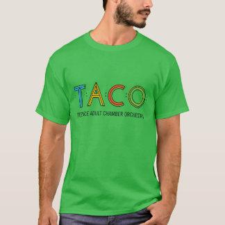Grundläggande TACOT-tröja, grönt T Shirt