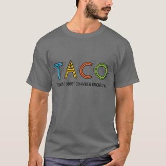 Grundläggande TACOT-tröja, mörk grå färg Tee Shirts