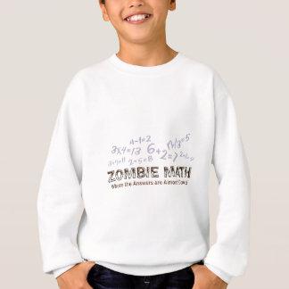 Grundläggande ZombieMath - Tee Shirt