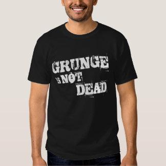 Grunge är INTE den döda T-tröja T-shirt