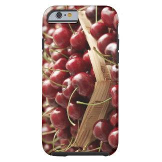Grupp av körsbär i punnett tough iPhone 6 case