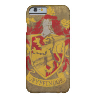 Gryffindor vapensköld HPE6 Barely There iPhone 6 Fodral