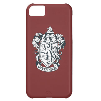 Gryffindor vapensköld iPhone 5C fodral