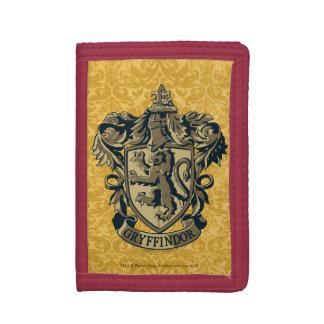 Gryffindor vapensköldguld och rött