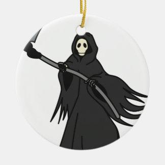 Grym Reaper Julgransprydnad Keramik