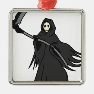 Grym Reaper Julgransprydnad Metall