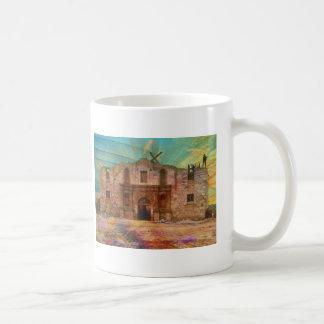 Gryning på Alamoen Kaffemugg