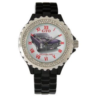 GTO-klocka vid Highsaltire Armbandsur