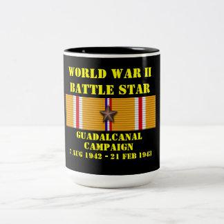 Guadalcanal kampanj muggar