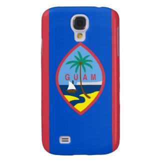 Guam flaggaiPhone Galaxy S4 Fodral