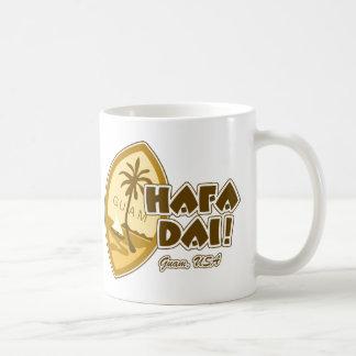 Guam Hafa Dai Kaffemugg